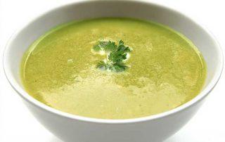 Co-op Café Ginger Split Pea Soup