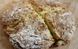 Jennings Family Vegan Irish Soda Bread