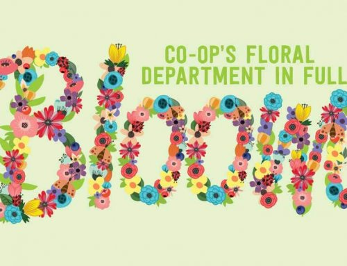 Co-op's Floral Department In Full Bloom