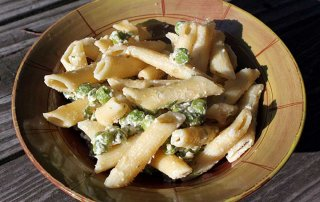 Garlic Lovers Pasta