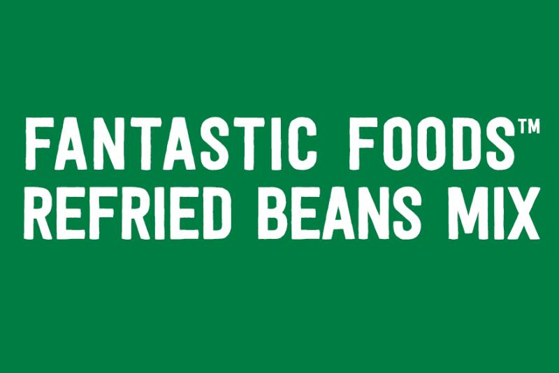 Fantastic Foods Refried Beans Mix