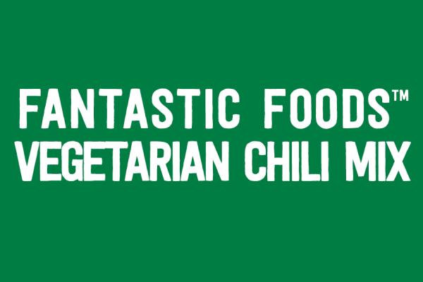 Vegetarian Chili Mix
