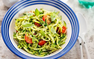 Recipe - Pesto Zoodles