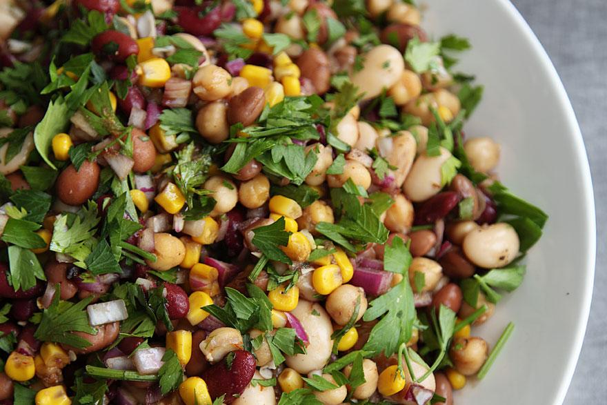 3 Bean Salad - East End Food Coop