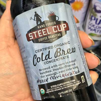 Steelcup Cold Brew